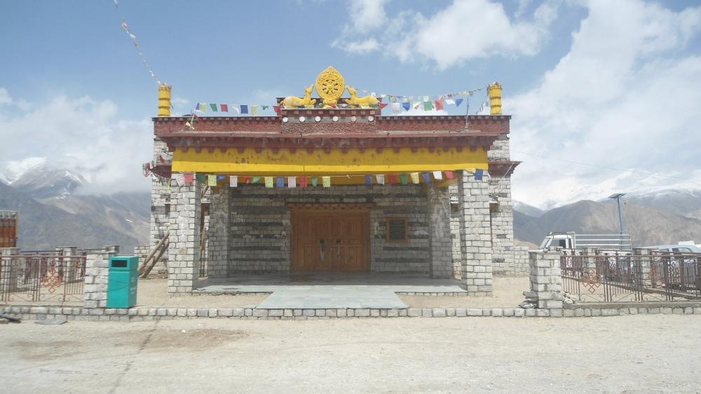 Monastery in Nako