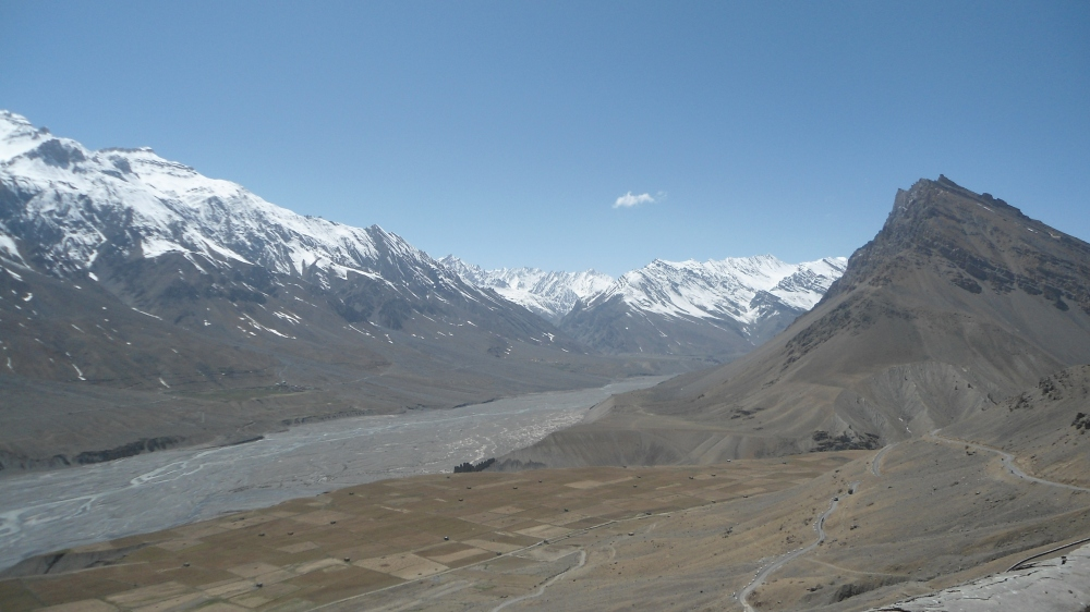 Its not a painting! The mesmerizing Spiti valley