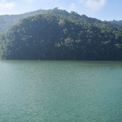 The beautiful and calm Pokhara Lake